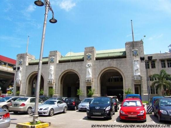 Tanjong Pagar Railway Station | Remember Singapore