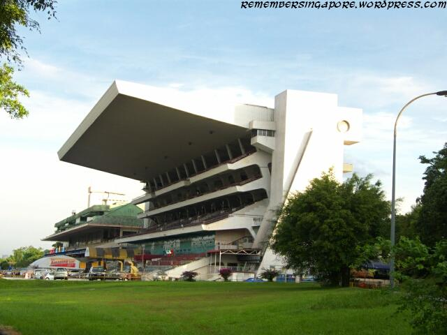 The Singapore Sporting Club, former body of the current Singapore Turf ...