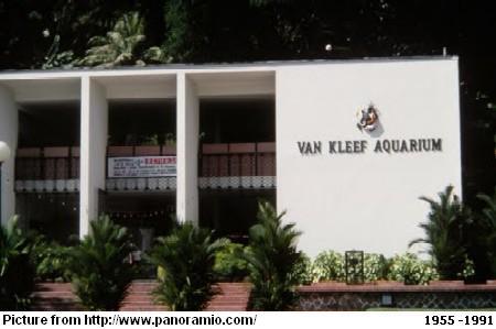 Van Kleef Aquarium : Van Kleef Aquarium