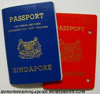 singapore restricted passport