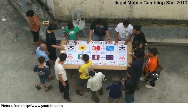Punishment illegal gambling samuel fisher roulette strategy