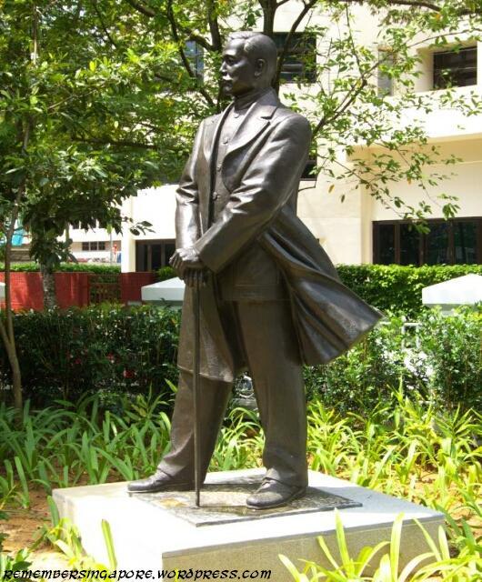 bronze - sun yat-sen nanyang memorial hall2