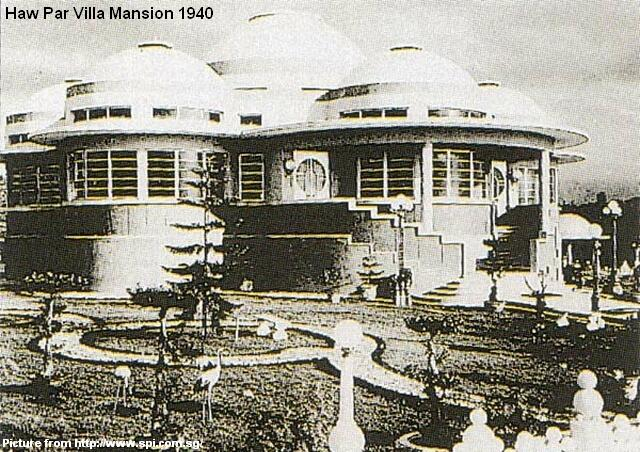 Grand Mansions, Bungalows and Villas of the Past | Remember Singapore