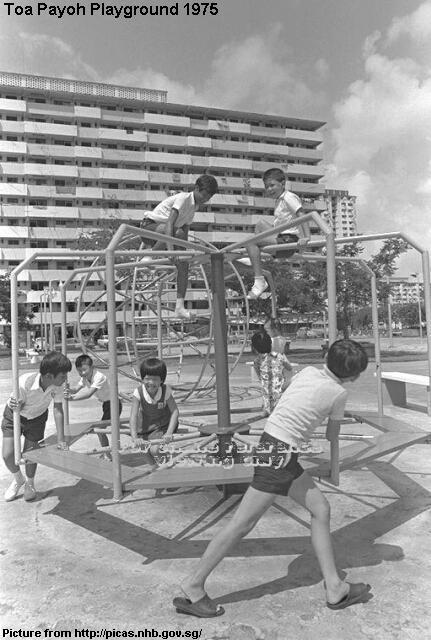 Our Favourite Playgrounds Of Yesteryears Remember Singapore