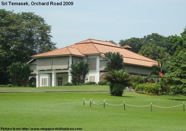 Grand Mansions Bungalows And Villas Of The Past Remember Singapore