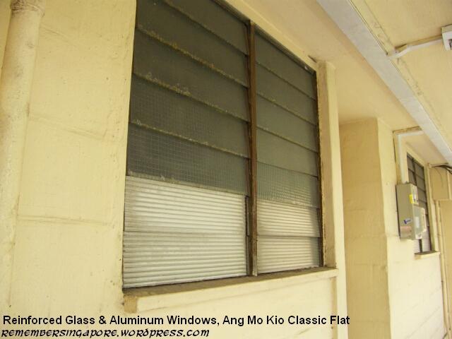 ang mo kio classic flat window