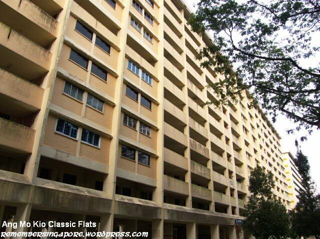 ang mo kio classic flat