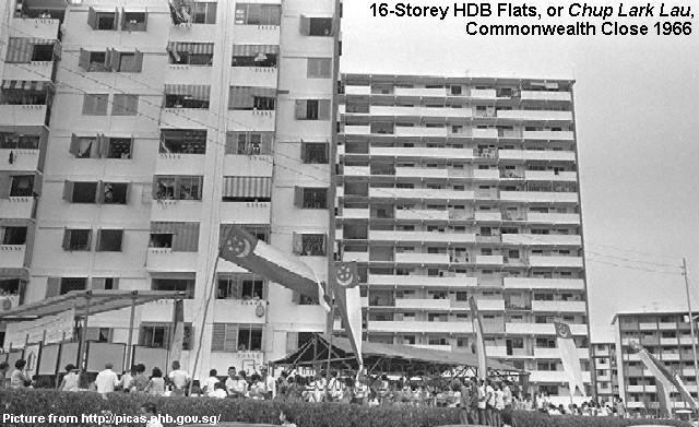 Image result for the first ever HDB