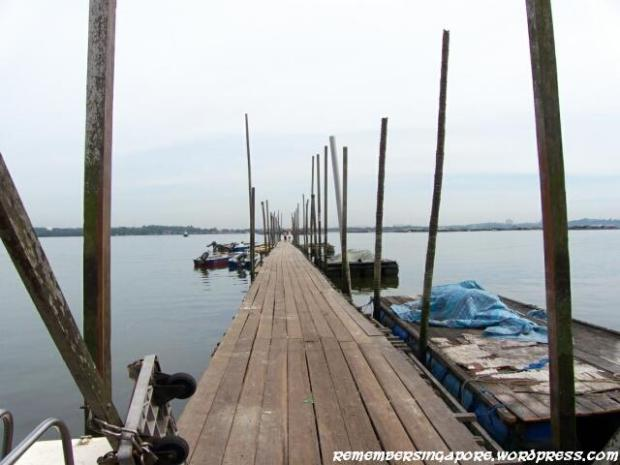 how to build a wood jetty