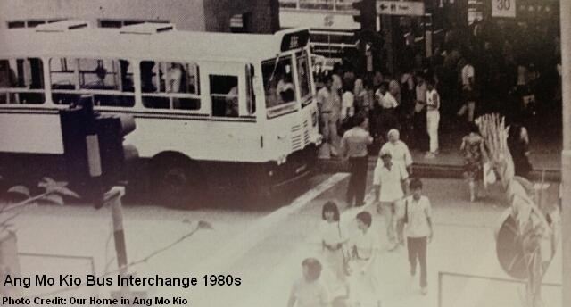 ang mo kio bus interchange 1980s
