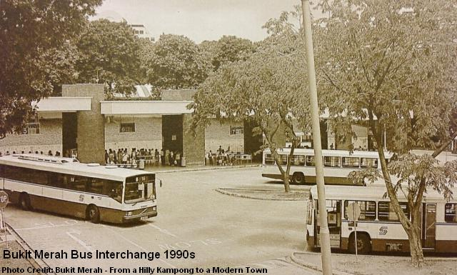 bukit merah bus interchange 1990s