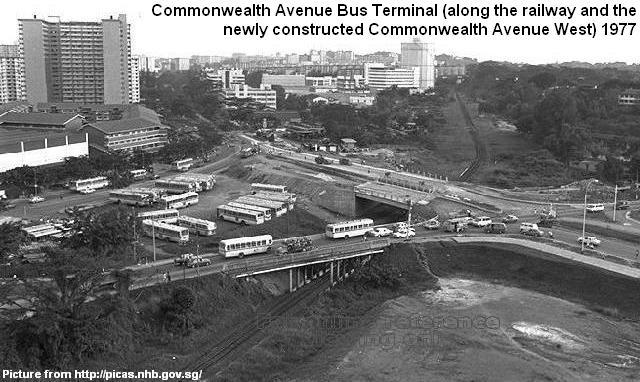 commonwealth avenue bus terminal 1977