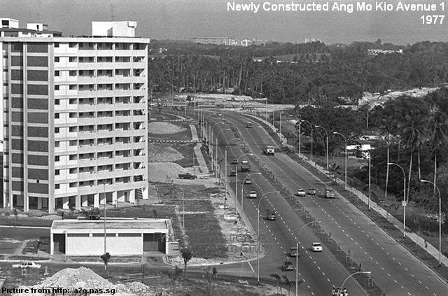 ang mo kio new road avenue 1 1977