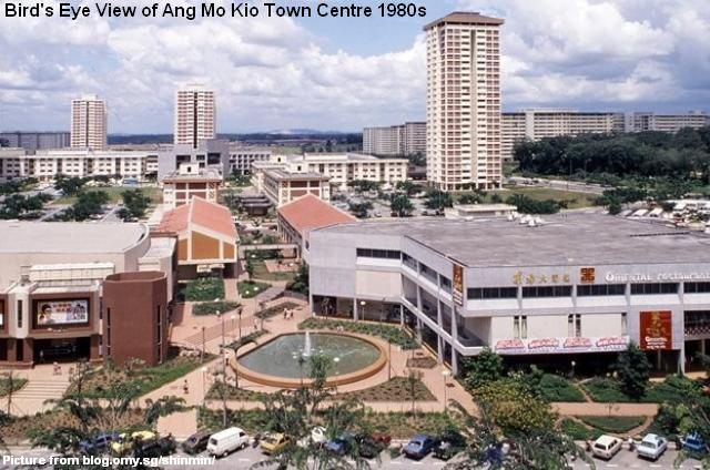 ang mo kio town centre bird's eye view2 1980s