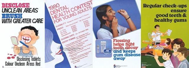dental health programme (1970s-1980s)