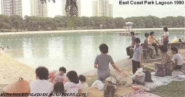 east coast park lagoon 1980