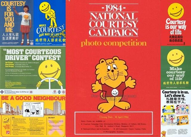 national courtesy campaign (1979-2000)