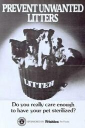 prevent unwanted litters 1985