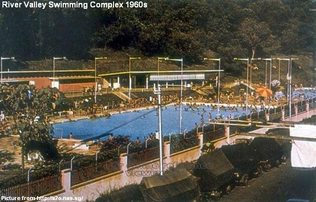 river valley swimming complex 1960s