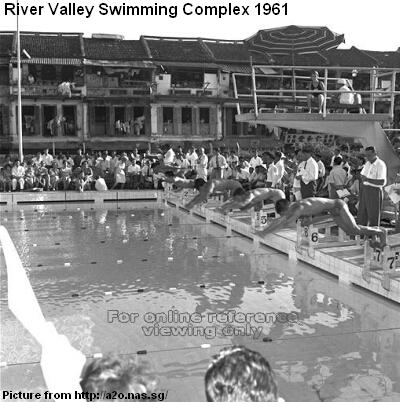 river valley swimming complex 1961