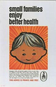 small families enjoy better health 1978
