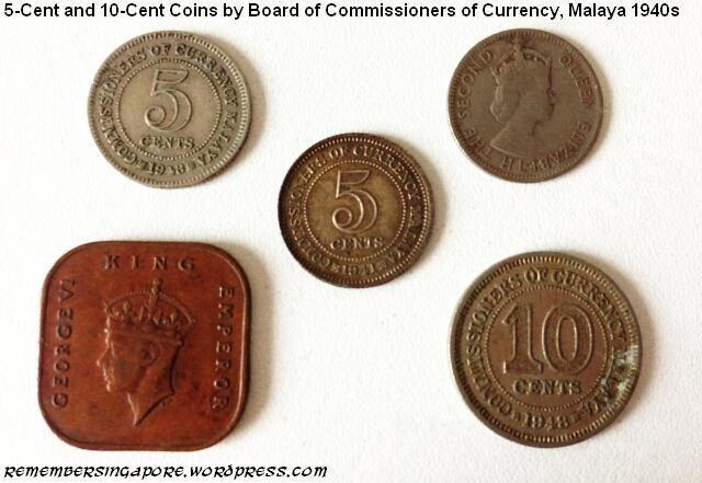 commissioners of currency malaya coins