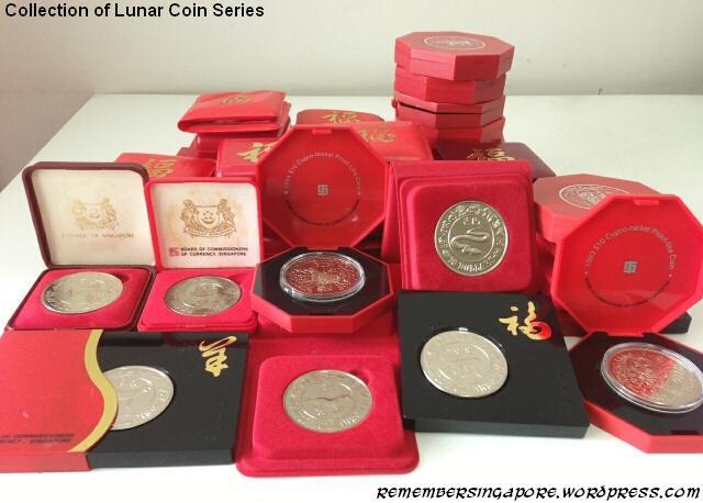 lunar coin series collection