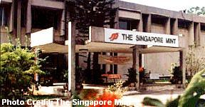 the singapore mint 1968