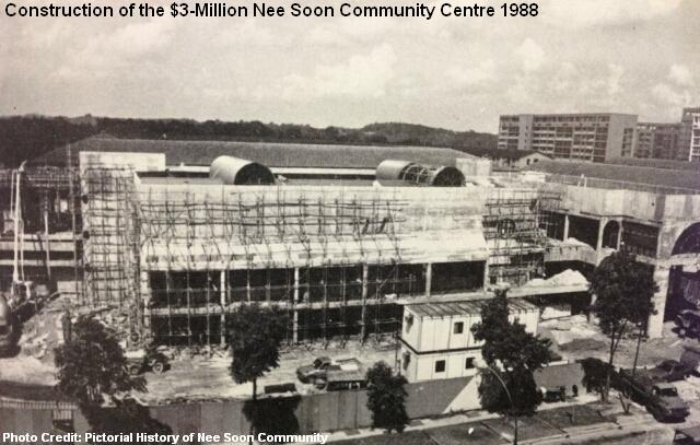 3-million nee soon community centre completed in 1988