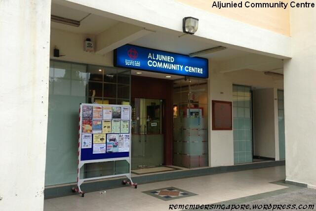aljunied community centre