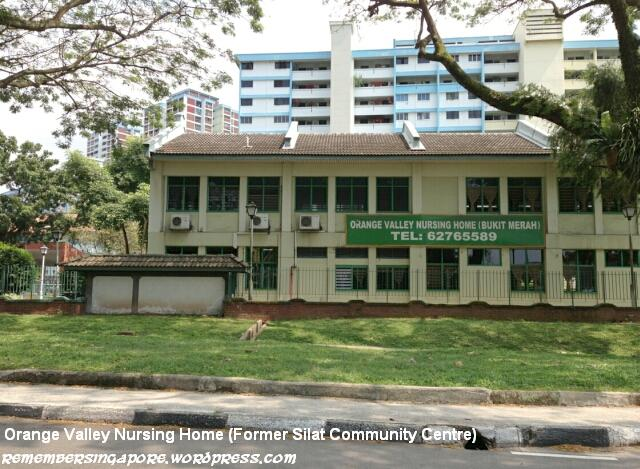 orange valley nursing home former silat community centre