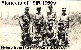 1sir pioneers 1960s