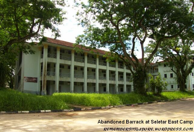abandoned seletar barracks