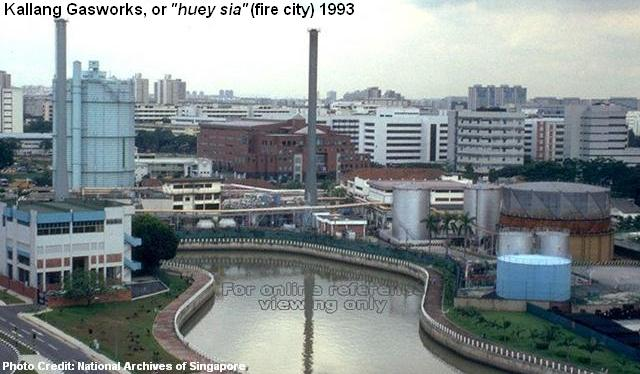 kallang gasworks 1993