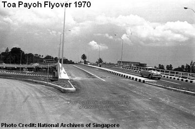 toa payoh flyover 1970