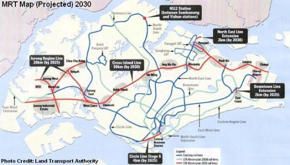 A Journey into Singapore MRT's Past   Remember Singapore