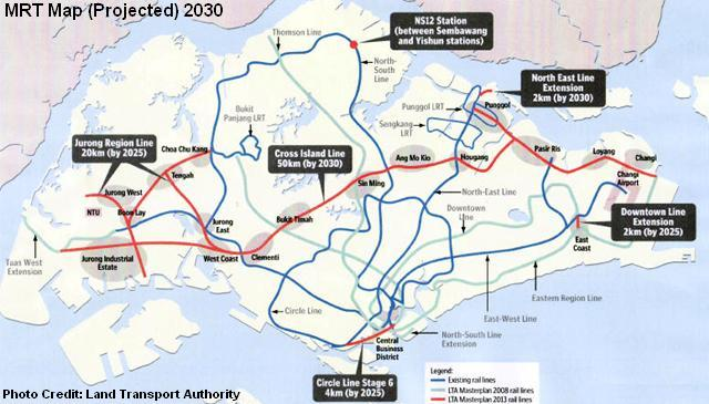 Singapore News Today SMRT TRAINS WERE RELIABLE IN THE PAST - Singapore map 1990