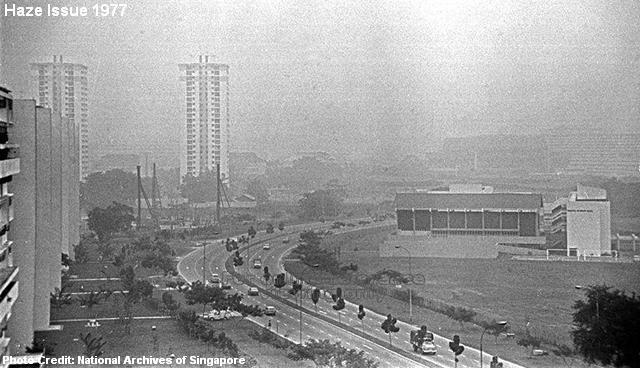 singapore haze 1977