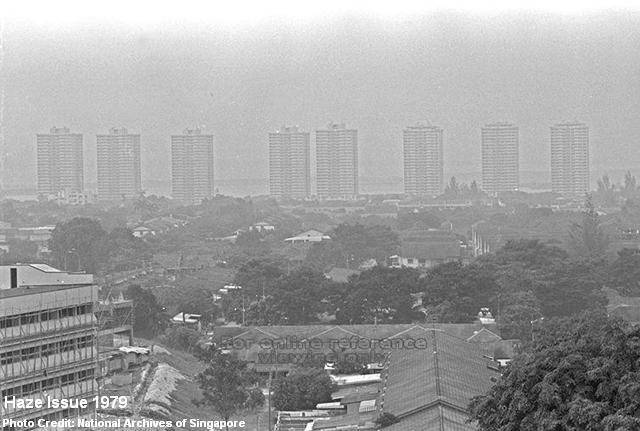 singapore haze 1979