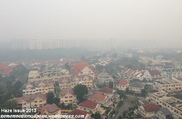 singapore haze 2013-4