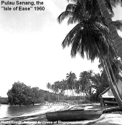 pulau senang the isle of ease 1960-2