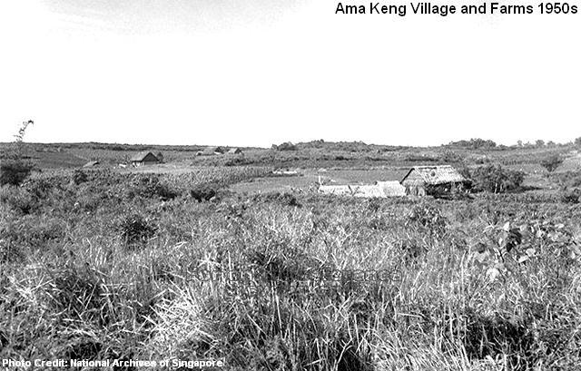 ama keng village 1950s