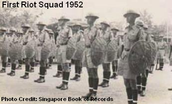 first riot squad 1952