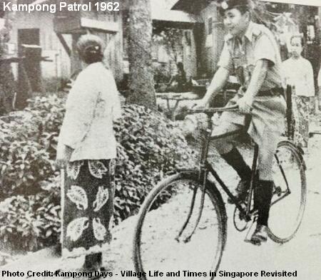 kampong patrol 1962