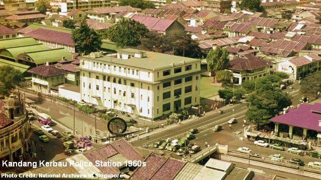 kandang kerbau police station2 1960s