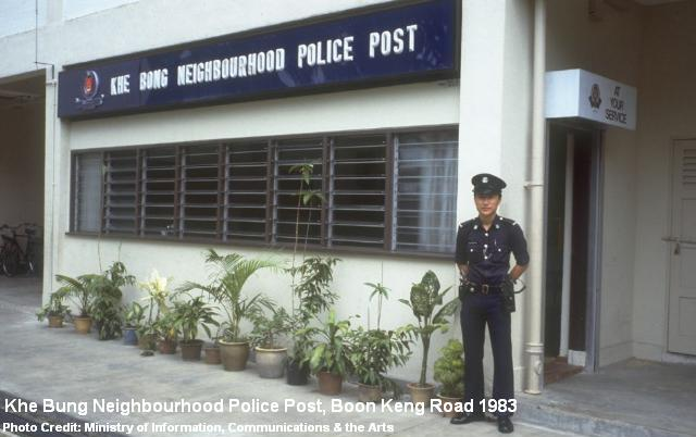 Khe bung npp at boon keng road 1983