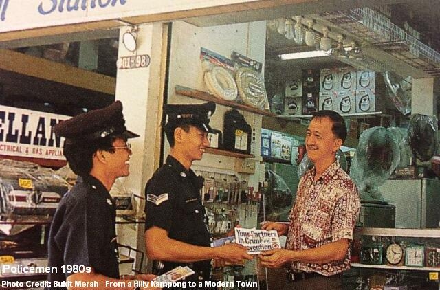 policemen 1980s