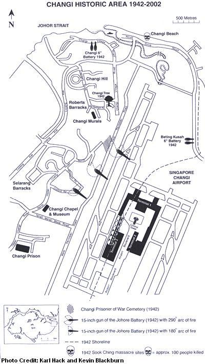 changi historic area 1942-2002