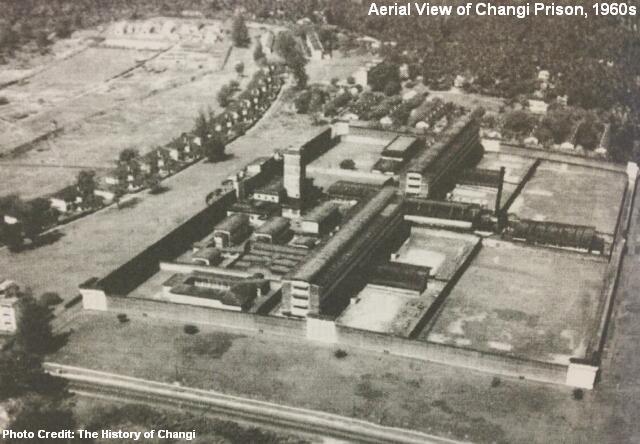changi prison 1960s