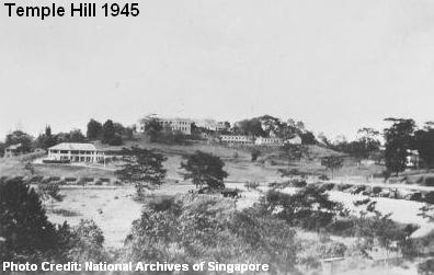 temple hill 1945